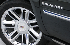 CADILLAC ESCALADE PLATINUM COLLECTION