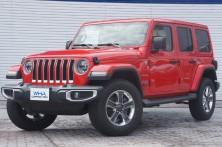 新車 JEEP / ラングラーアンリミテッドSAHARA 7