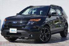 新車 フォード / エクスプローラー   特別仕様車 内装ベージュレザー