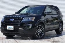 フォード / エクスプローラー          SPORT / ECO BOOST 3.5L 4WD