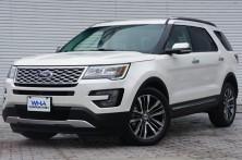 新車 フォード / エクスプローラー PLATINUM / ECO BOOST 3.5L 4WD