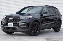 新車 フォード / エクスプローラー ST 3.0エコブースト 4WD