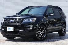 新車 フォード / エクスプローラー SPORT / ECO BOOST 3.5L 4WD